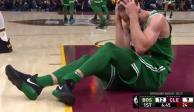 VIDEO: Terrible lesión empaña debut de Hayward con Celtics