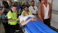 Apuñalan a senador durante campaña electoral en Chile