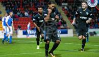 VIDEO: Resurge Gullit Peña al anotar doblete con los Rangers