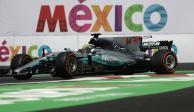 Hamilton, el favorito por título en Gran Premio de México