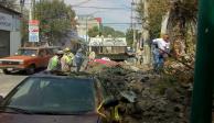 En la Cuauhtémoc, 27 edificios a punto de colapsar