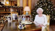 Recuerda Isabel II ataques en Londres y Manchester en su mensaje navideño