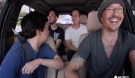 Publican Carpool Karaoke que grabó Bennington antes de morir