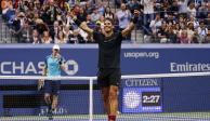 Nadal se lleva el US Open al derrotar a Anderson en 3 sets