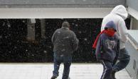 El frío rompe récord histórico en el norte del país
