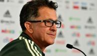 Juan Carlos Osorio asegura que el Tri puede hacerle frente a los alemanes