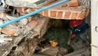 Hay niños que han resistido hasta 6 días bajo escombros, dice jefe Topo