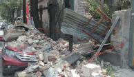 Son 38 los edificios colapsados en la CDMX; ésta es su ubicación