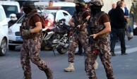 Turquía aumenta seguridad ante posibles ataques en Año Nuevo
