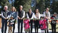 Inaugura Del Mazo albergue para pequeñas especies en Zacango