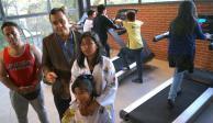 Inauguran primer gimnasio fitness en la Magdalena Contreras