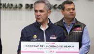 Mancera, listo para buscar la candidatura presidencial por el Frente