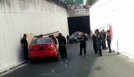 Asesinan a tiros a policía a bordo de su auto en avenida Oceanía