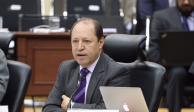 Consejero del INE pide fondo de Hacienda para donativos