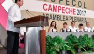 Necesario erradicar la corrupción, afirma Osorio Chong