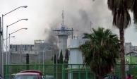 Identifican a 53 probables responsables de disturbios en penal de Cadereyta