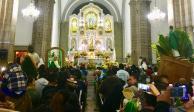 Devotos de San Judas Tadeo complican circulación vial en CDMX