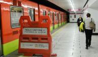 Cae sujeto por delitos sexuales en estación Pino Suárez del Metro