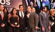 Entrega gobernador de Tamaulipas Premio Estatal de la Juventud