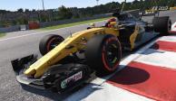 Pilotos de la F1 pierden hasta 3 kilos por competencia