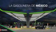 FOTOS: Así serán las nuevas gasolineras de Pemex