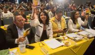 PRD aprueba por mayoría ir en coalición con el Frente