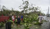 Trump declara a Puerto Rico en desastre mayor por <i>María</i>