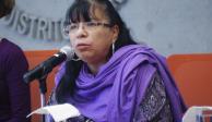Designan a la activista Nashieli Ramírez nueva titular de la CDHDF