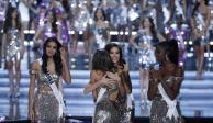 """Desfilan al ritmo de """"Despacito"""" y definen a 16 finalistas de Miss Universo"""
