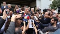 """Inconstitucionales """"donaciones"""" de Anaya, Barrales y López, acusa PRI"""