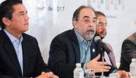 Descarta Luis Castro influencia de Elba Esther en Nueva Alianza