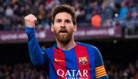 VIDEO: ¿Qué pastilla se tomó Messi en pleno partido?