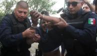 Detienen a presunto violador de niñas en Ciudad Juárez