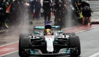 Hamilton supera a Schumacher con <i>pole</i> para GP de Italia