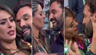 """Ana Brenda llama a Galilea """"facilota"""" por escena de beso con su pareja"""