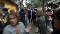 Ataques a la Guardia Civil en Cataluña dejan 33 agentes heridos