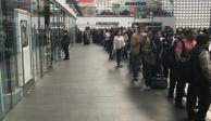Logra Aeroméxico conciliación con mil 333 pasajeros afectados por paro de pilotos