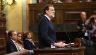 Comparece Rajoy para informar sobre la situación de Cataluña