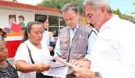 Anuncia Nuño inversión de 1,100 mdp para escuelas dañadas en Puebla