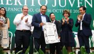 Juventud, bandera de la esperanza en Guerrero: Astudillo