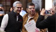 Por tercera ocasión consecutiva, Mancera se mantiene como favorito para encabezar el FCM
