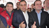 Fernando Mercado rinde cuentas en Magdalena Contreras