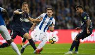 Héctor Herrera anota otra vez y mantiene al Porto como líder