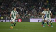 ¡Imperdible! Guardado anota golazo en el empate 2-2 contra Girona