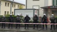Desalojan consulado de EU en Suiza por bolsa sospechosa