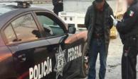 Rescata Policía Federal a dos secuestrados en Puebla