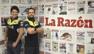 Rally de Morelia, un reto desgastante: Calleja y Nava