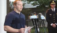 El héroe que detuvo al terrorista de NY lleva 5 años en la policía