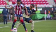 América femenil en busca de remontada ante Chivas en el Azteca