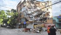 INTERACTIVO: Antes y después de edificios colapsados en CDMX
